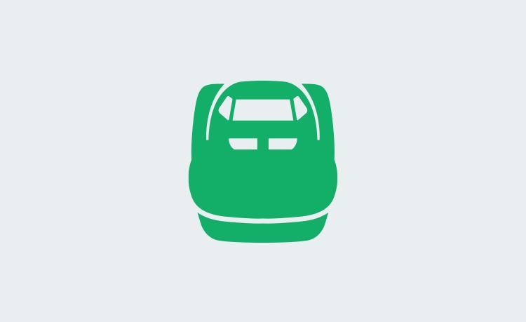 鉄道でのアクセス
