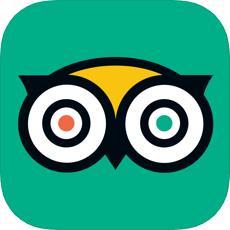 観光アプリ:トリップアドバイザー