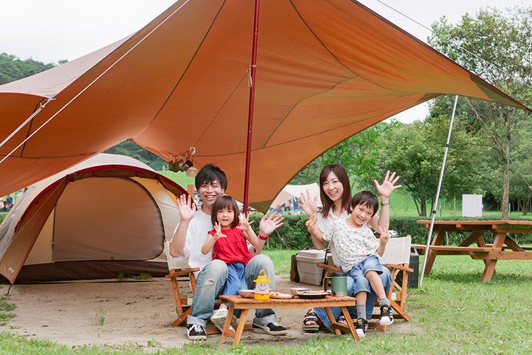 快適で充実!観光も楽しむ「せんだいキャンプ」