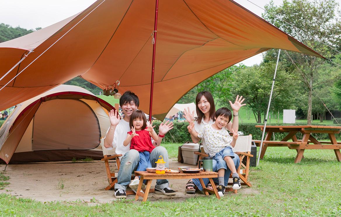 特集:快適で充実!観光も楽しむ「せんだいキャンプ」