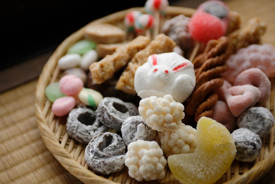 仙台駄菓子のイメージ