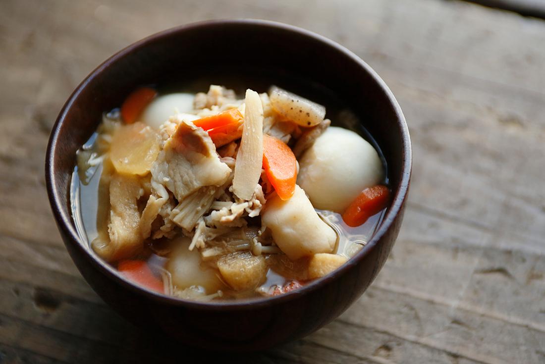 芋煮のイメージ