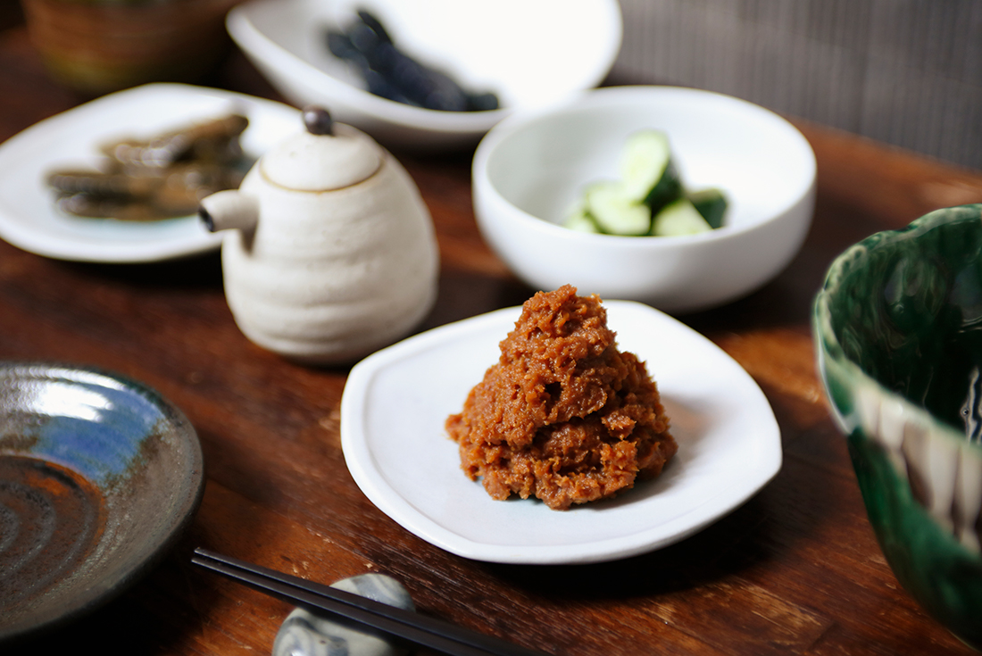仙台味噌のイメージ