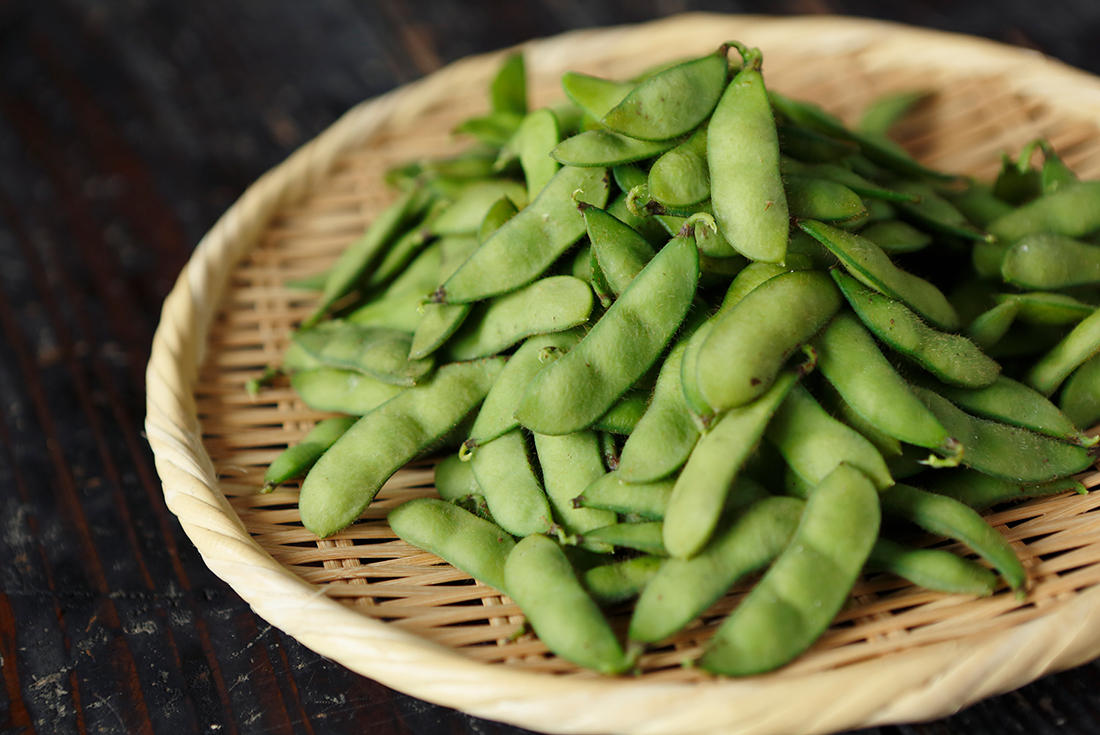 仙台産枝豆のイメージ
