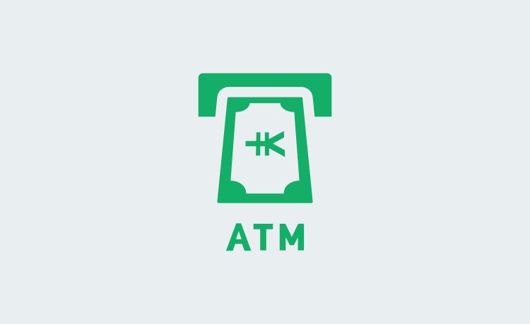 両替ATM情報のイメージ