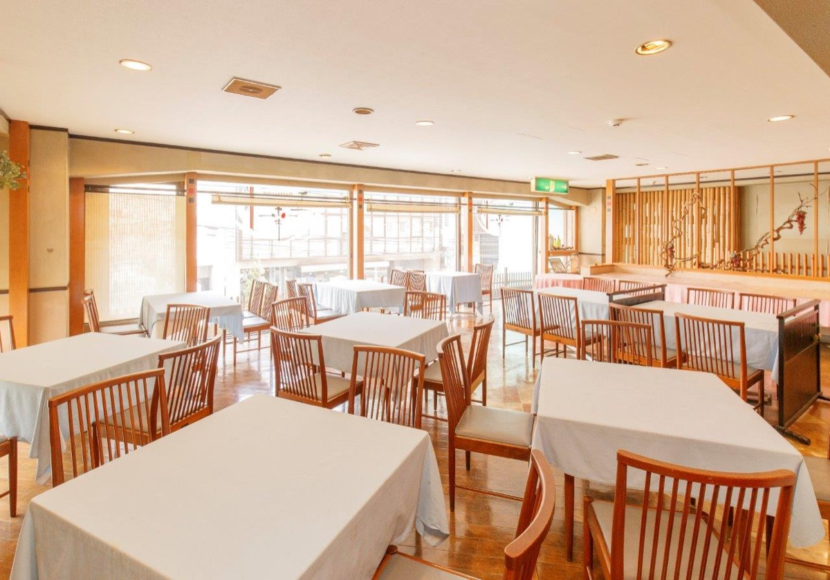 ホテルパールシティ仙台2F レストラン五幸