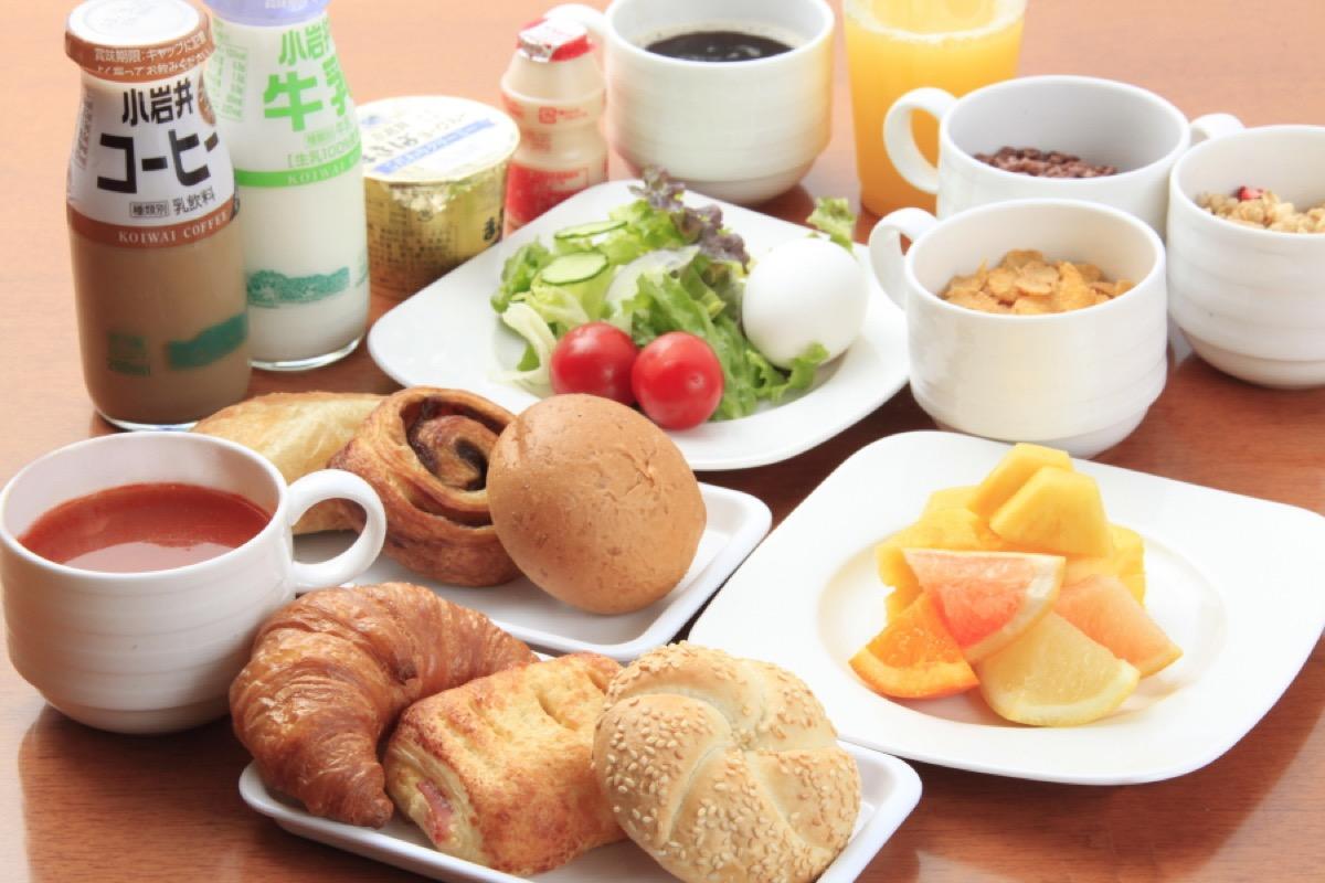 リッチモンドホテルプレミア仙台駅前朝食