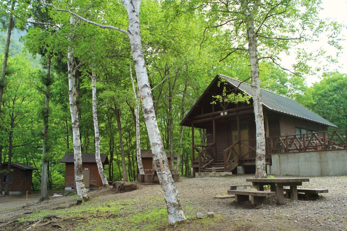 ジャンル:秋保二口キャンプ場