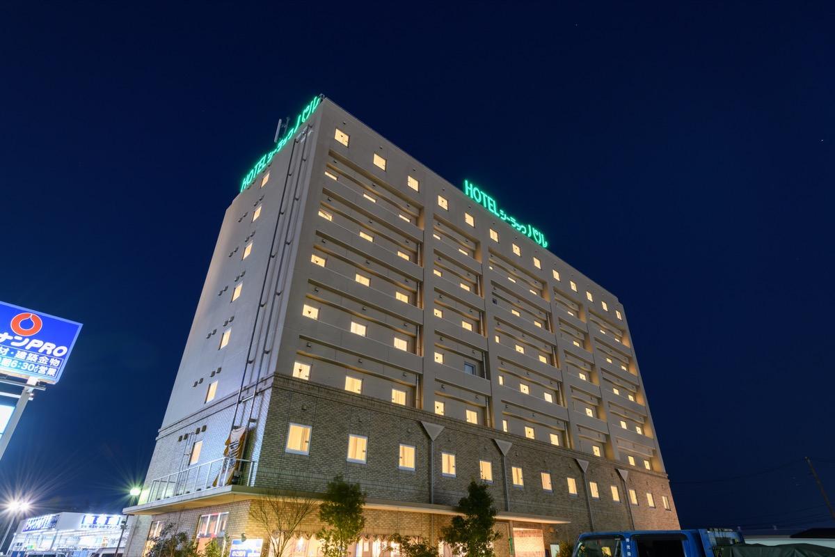 ホテルシーラックパル仙台外観
