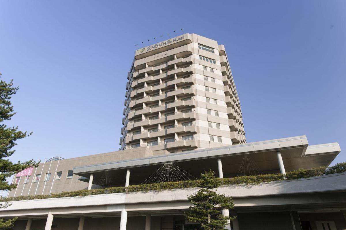 ジャンル:仙台ヒルズホテル