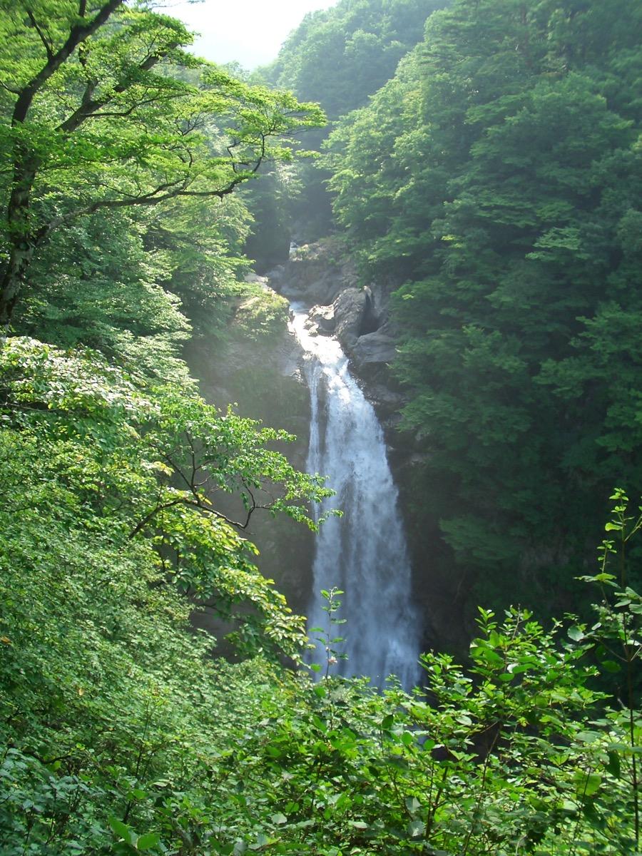 観光スポット:秋保大滝