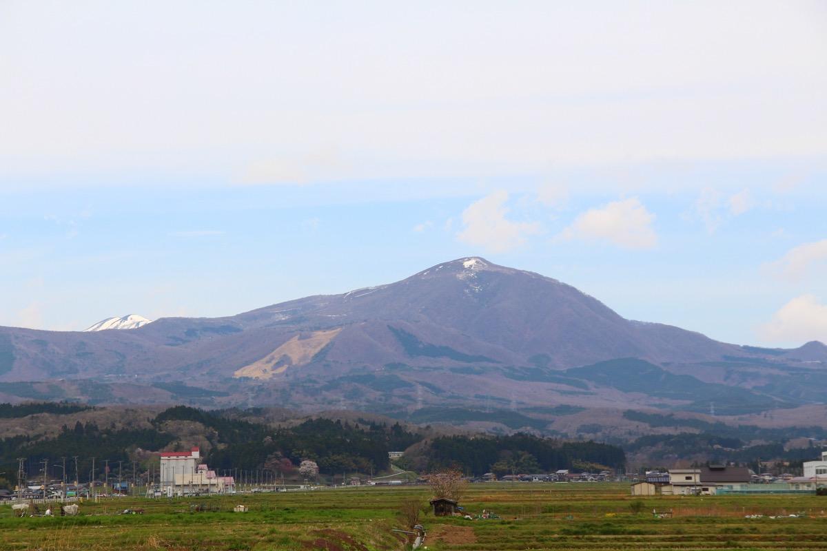 泉ケ岳の概観