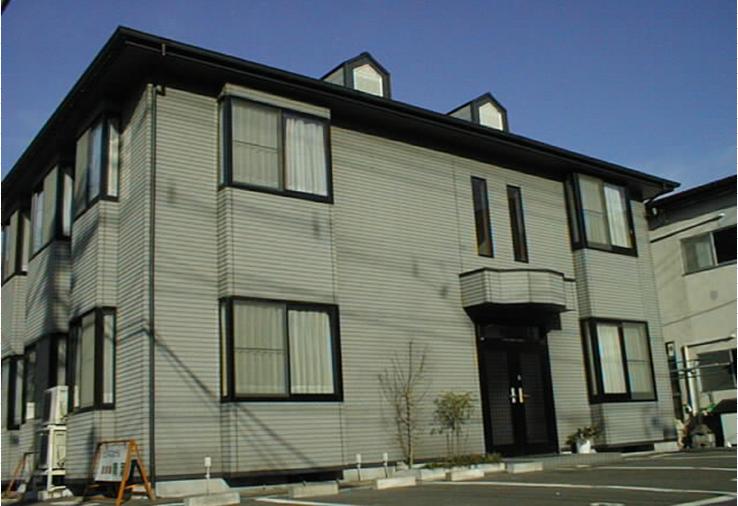 青葉ビジネスホテル外観