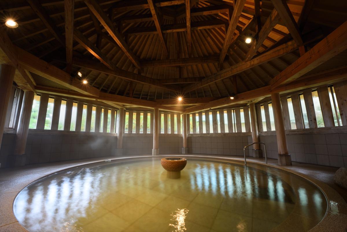 泉ヶ岳温泉やまぼうしお風呂