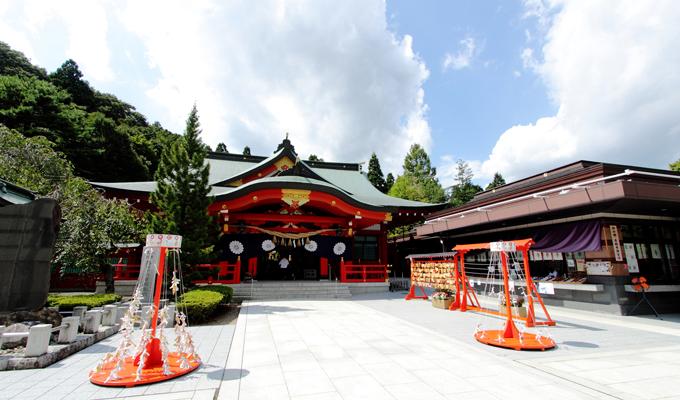 ジャンル:宮城県護国神社