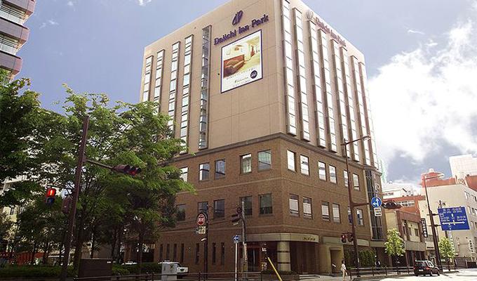 第一インパークホテル外観