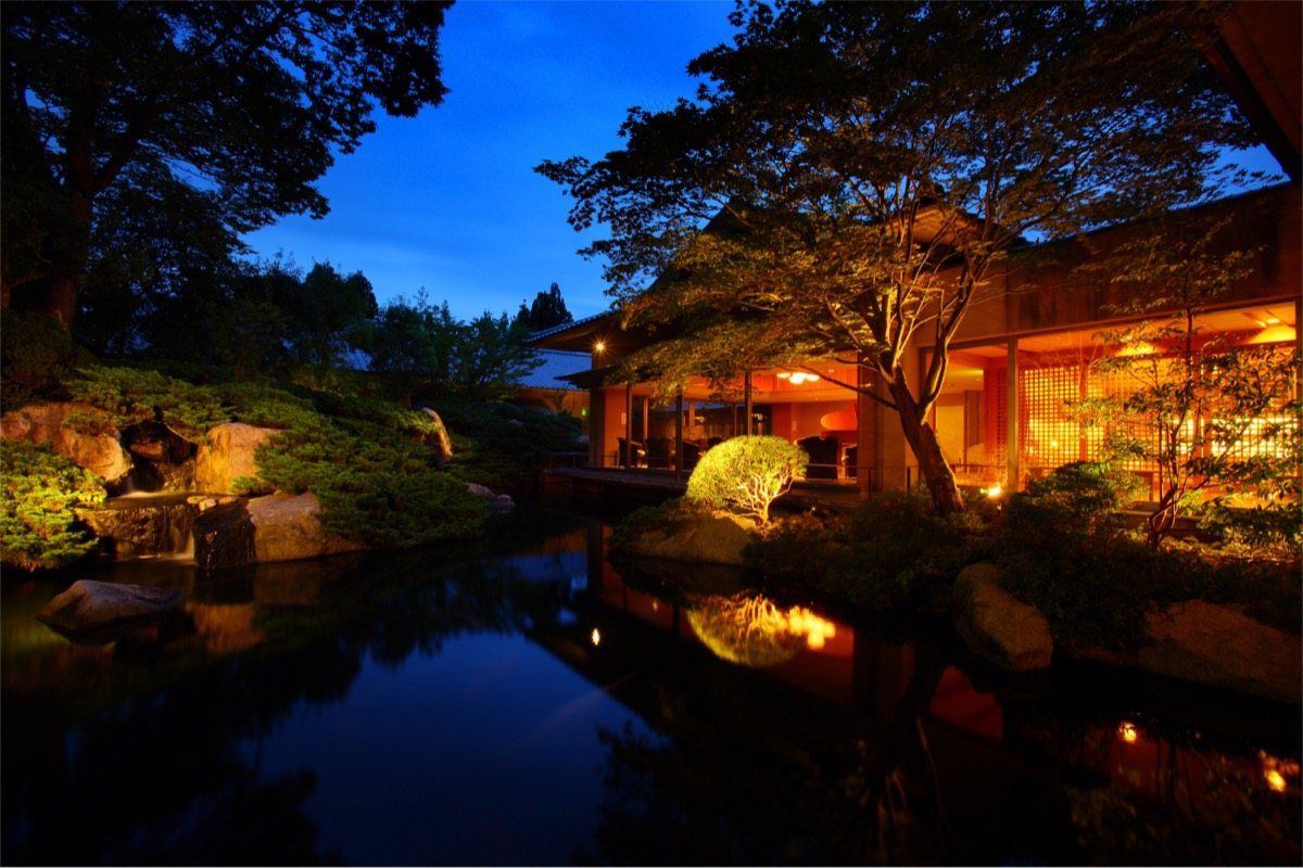 茶寮宗園庭園