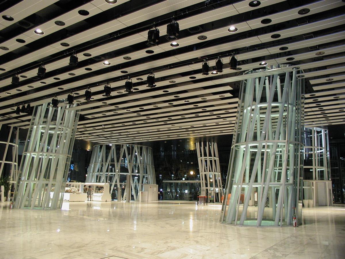 1階:オープンスクエアの様子