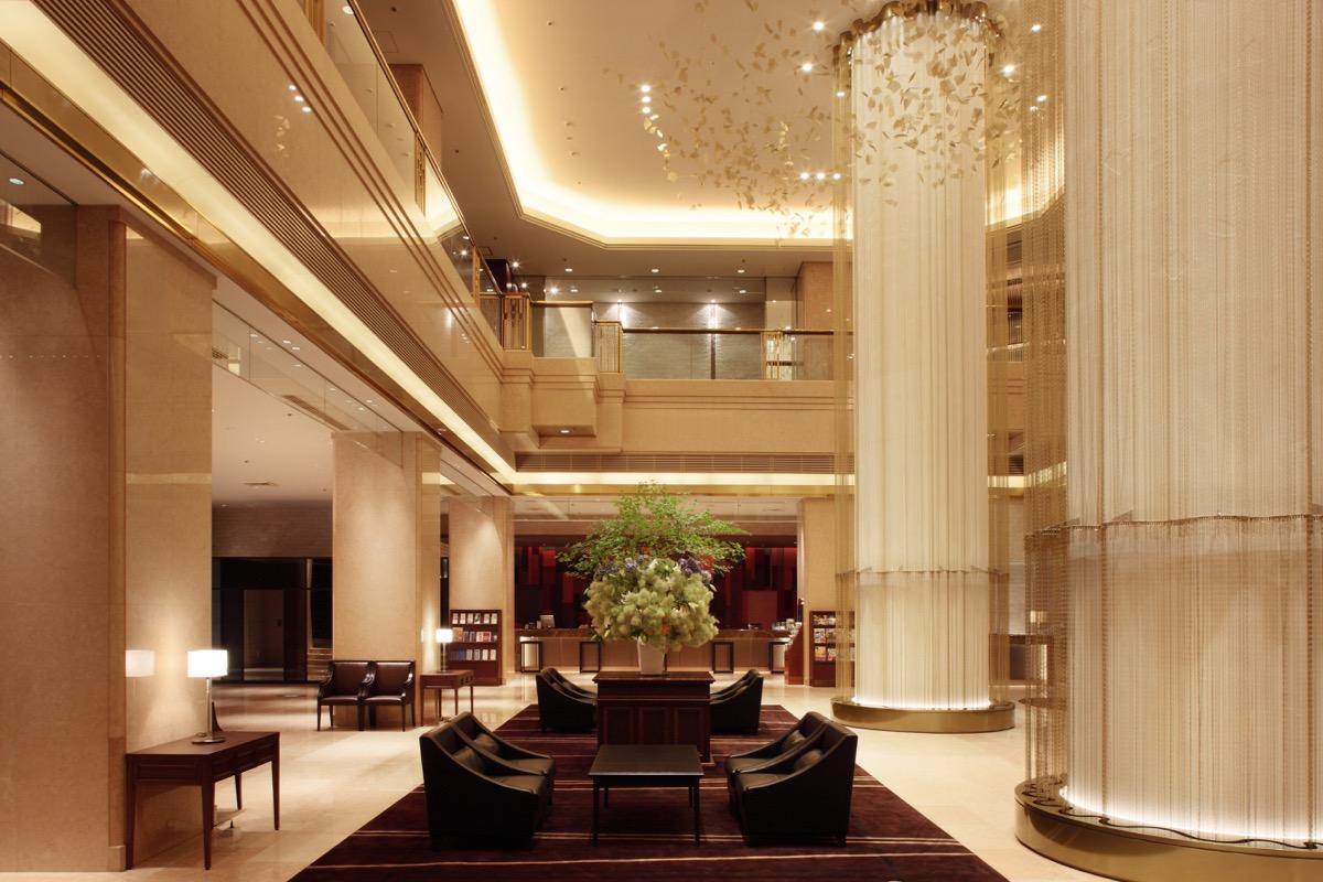 ホテルメトロポリタン仙台ロビー
