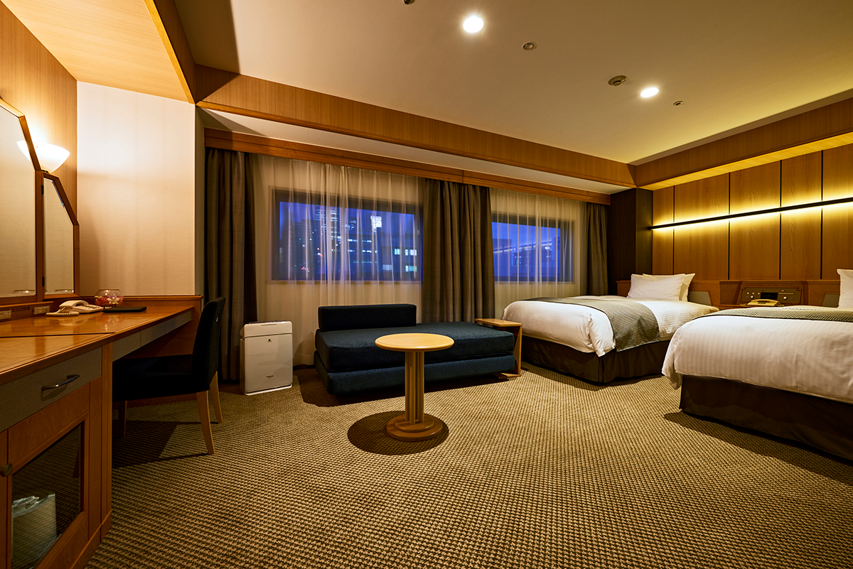 仙台国際ホテル客室