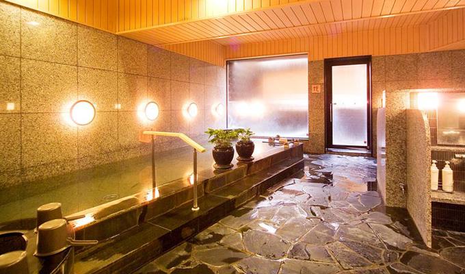 アパヴィラホテル仙台駅五橋準天然温泉大浴場