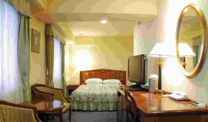 ホテルグランテラス国分町客室