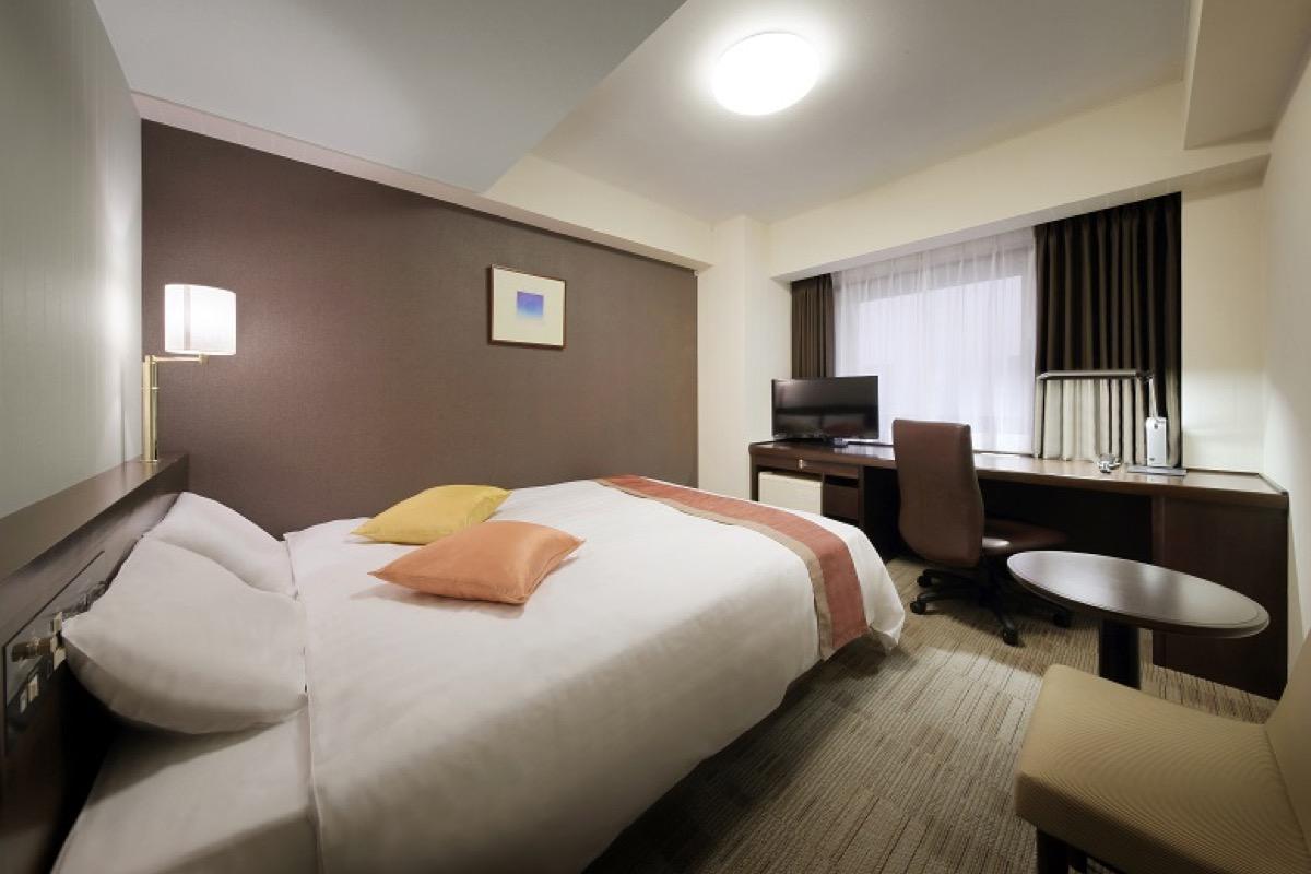 リッチモンドホテル仙台コンフォートダブルルーム