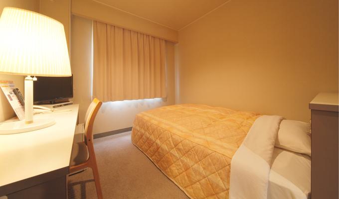 オレンジ・イン仙台東客室