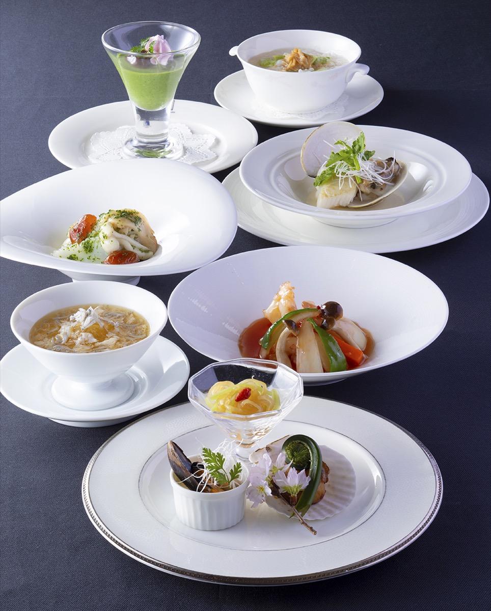 中国料理桃李料理イメージ