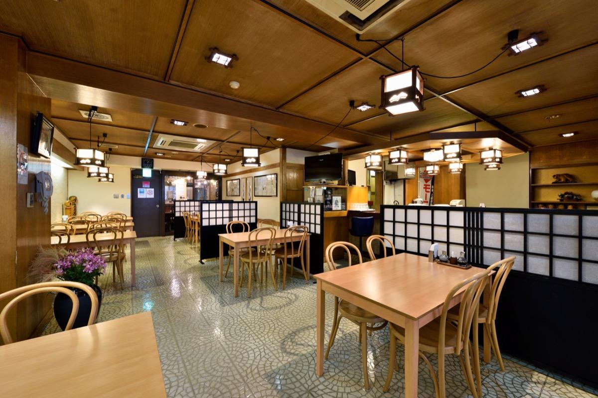 ビジネスホテル太陽レストラン