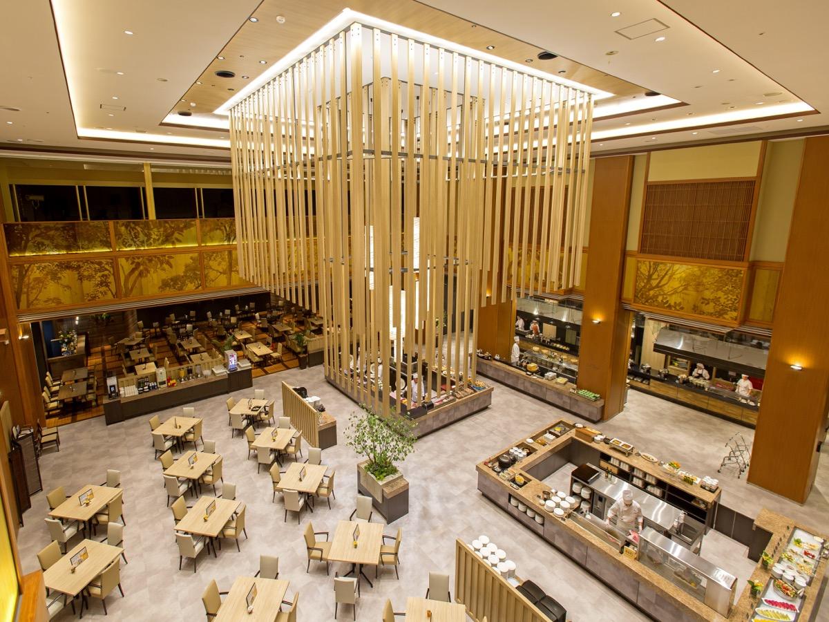 ホテル瑞鳳レストランseasons