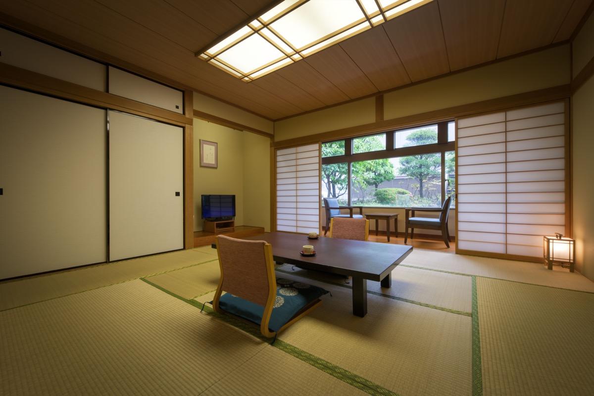 仙台ガーデンパレス客室和室