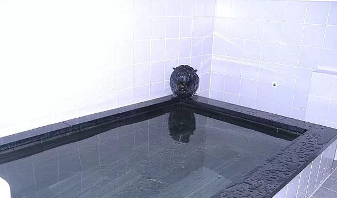 相崎旅館男性浴室