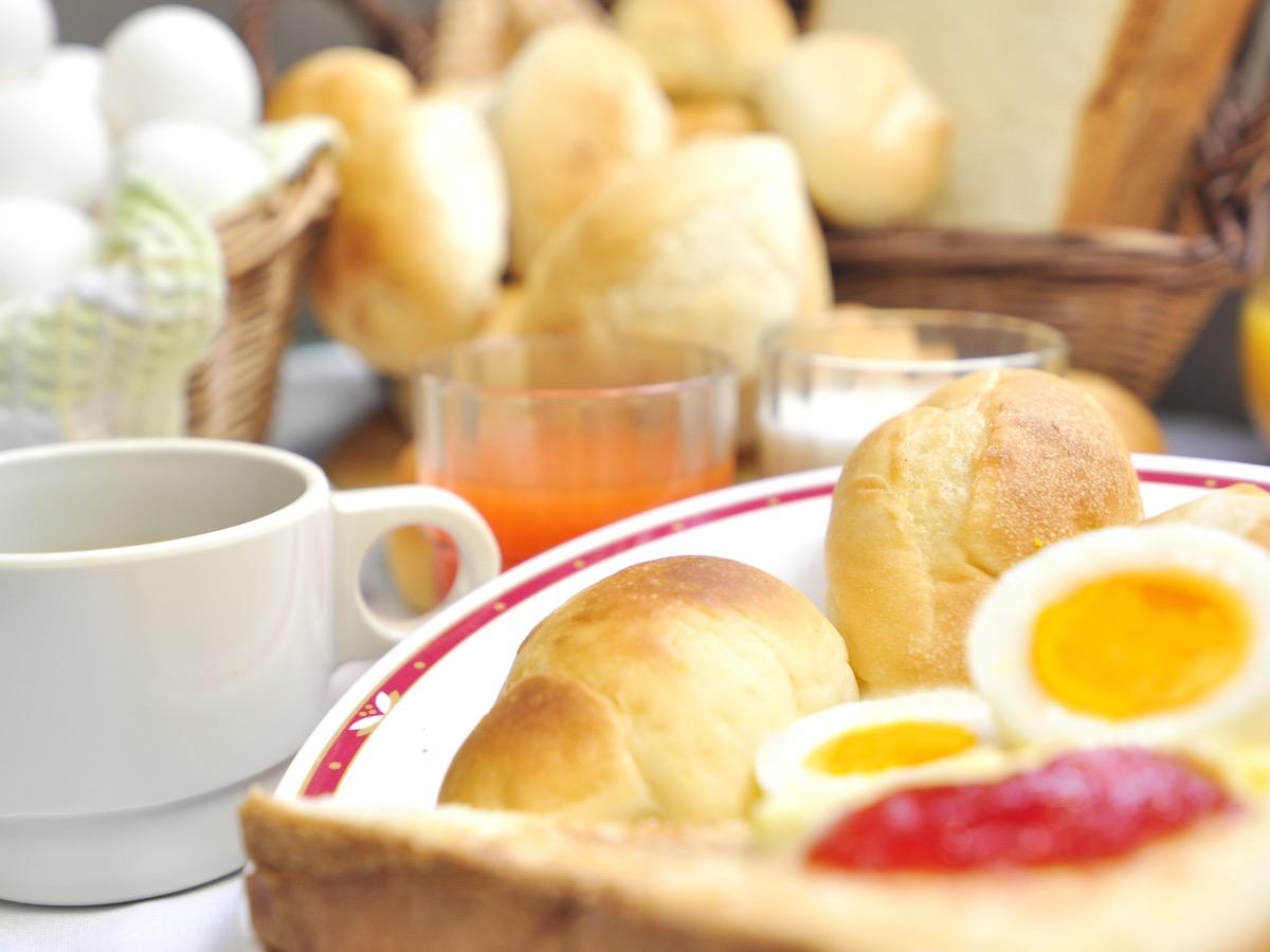ホテルグリーンウエル軽朝食