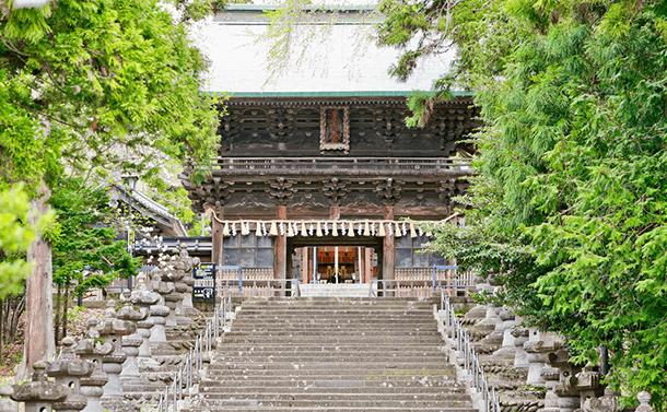 歴史的建造物:東照宮