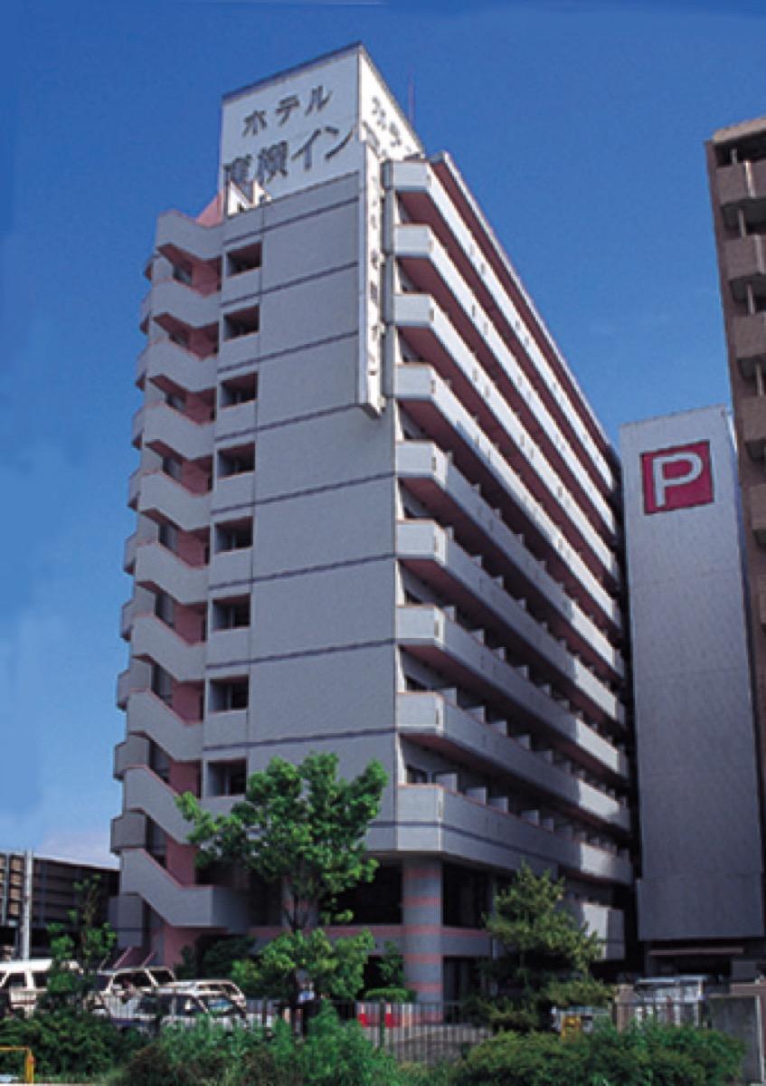 東横INN仙台東口1号館ホテル外観