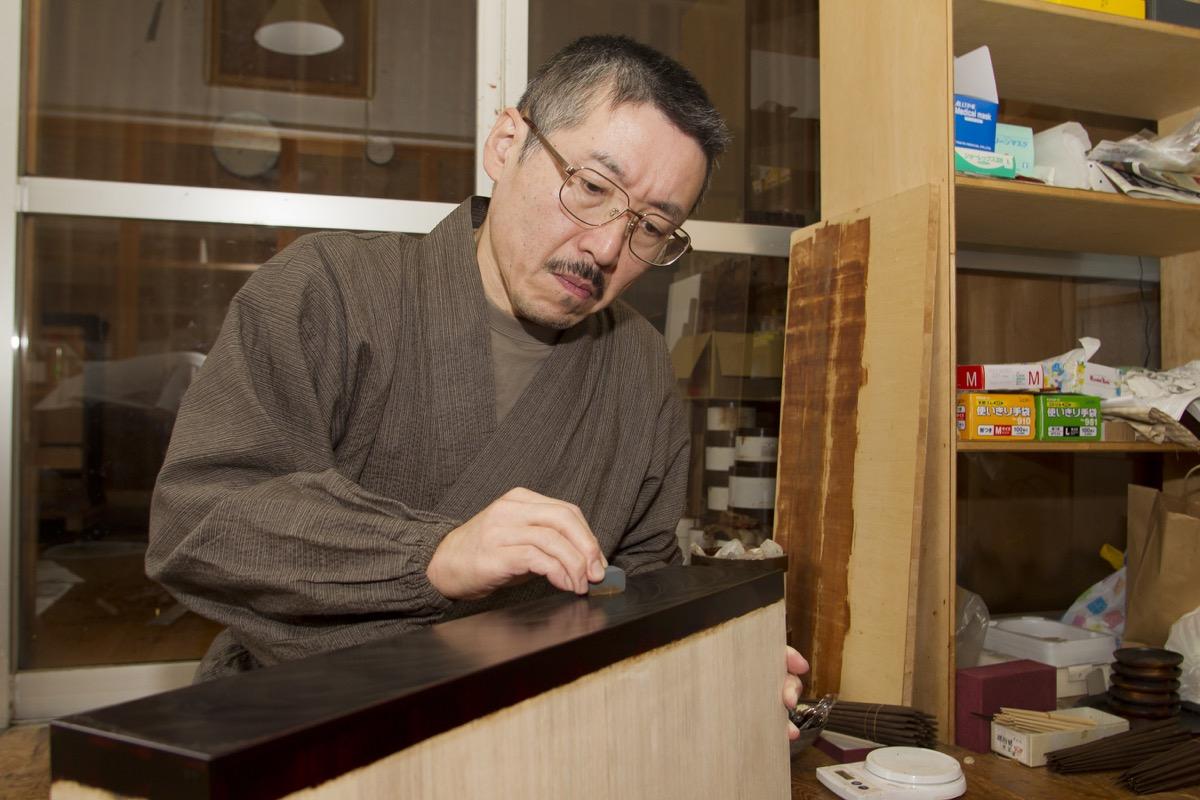 お土産・逸品:熊野洞仙台箪笥店