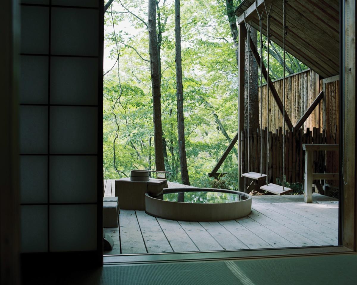 温泉山荘だいこんの花客室