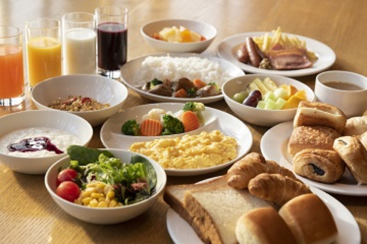 仙台ワシントンホテル朝食