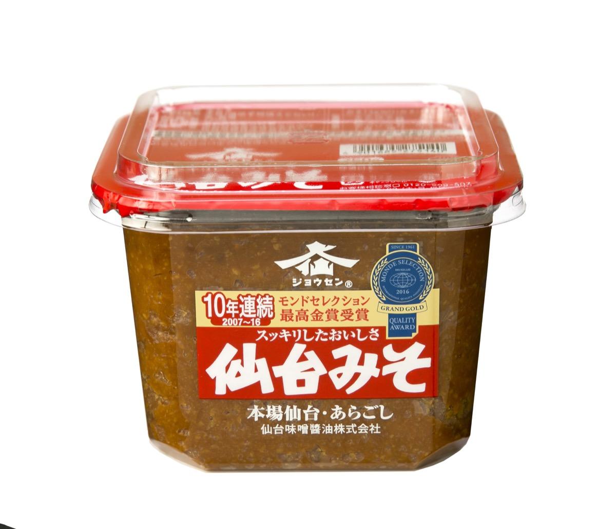 お土産・逸品:仙台味噌醤油株式会社