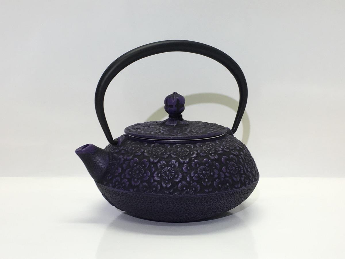 鉄製Teapotの様子