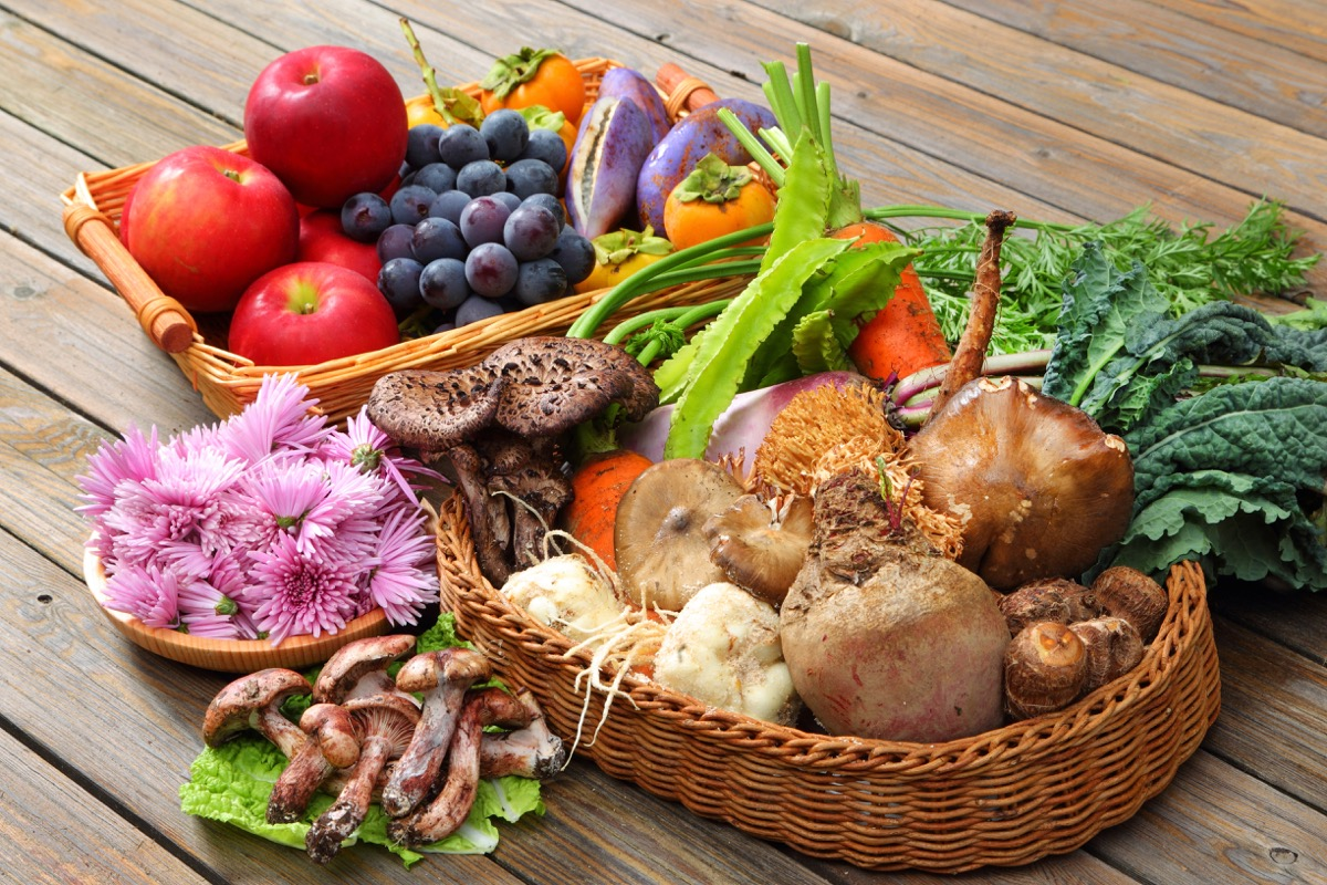「蔵王の森」がつくる美と健康の温泉宿ゆと森倶楽部蔵王高原野菜