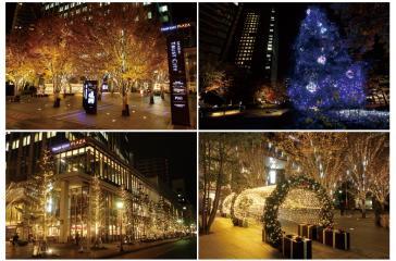 イベント:仙台トラストシティ ウィンターイルミネーション