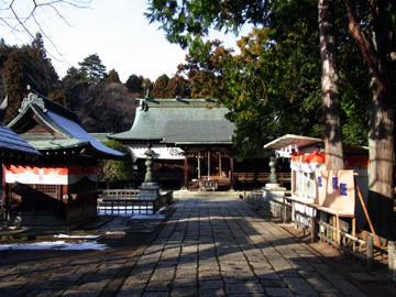 観光スポット:青葉神社