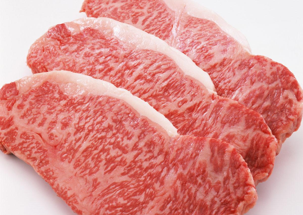 最高級A5ランク仙台牛 サーロインステーキ2枚(200~220g/枚)の様子