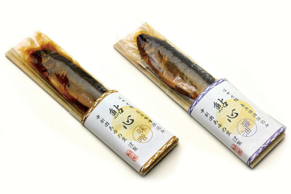 はやせ鮎 鮎心(甘露煮)仙台味噌仕込/仙台醤油仕込 2種有の様子