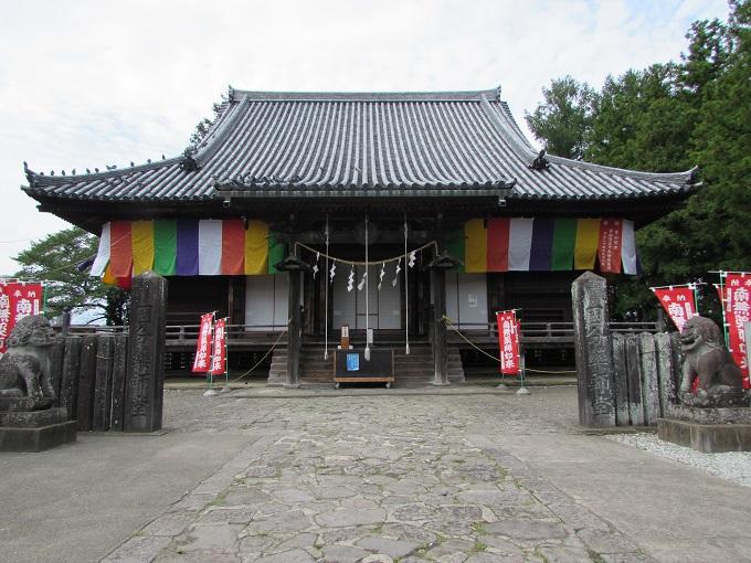観光スポット:陸奥国分寺薬師堂