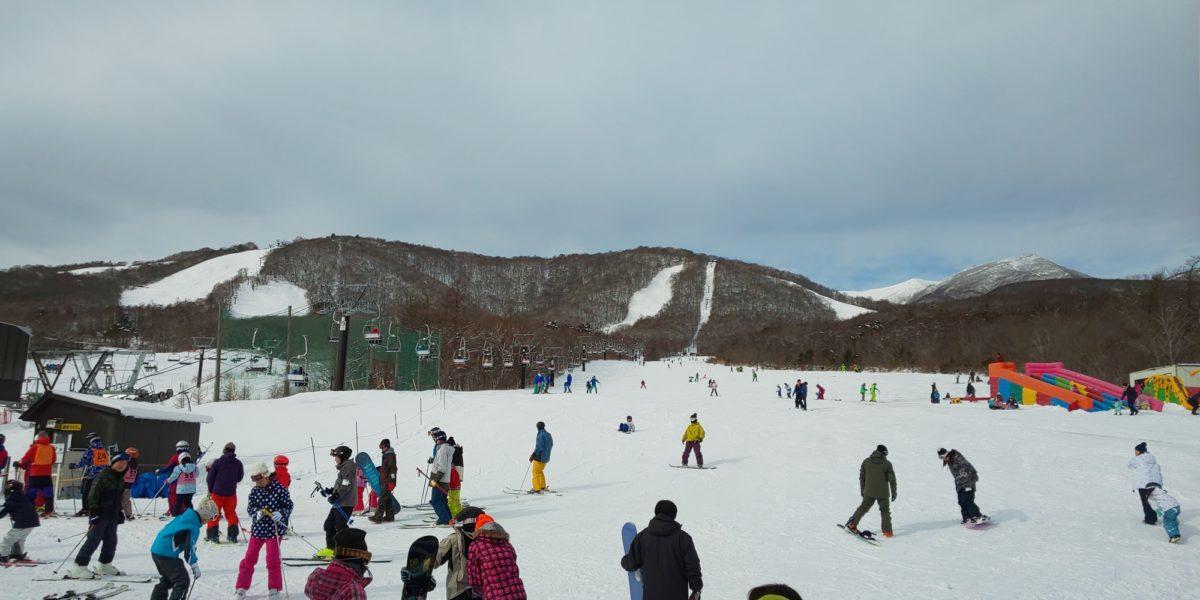 観光スポット:みやぎ蔵王白石スキー場
