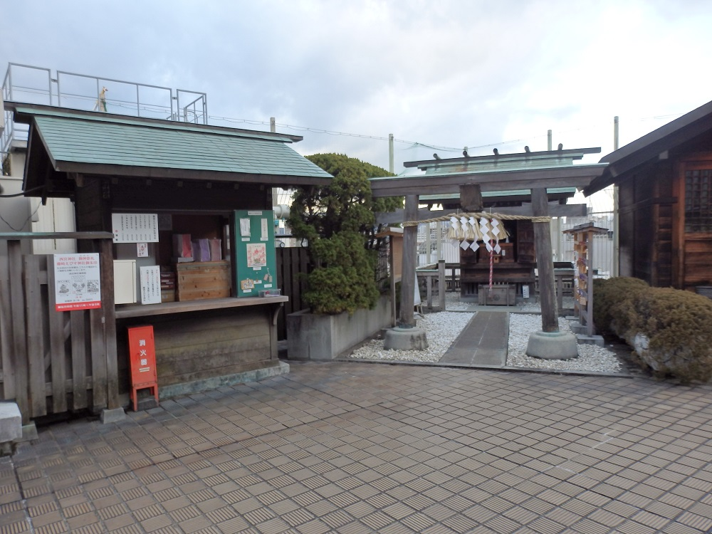 観光スポット:藤崎えびす神社