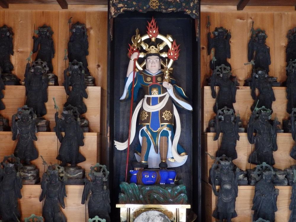 満福寺 毘沙門像